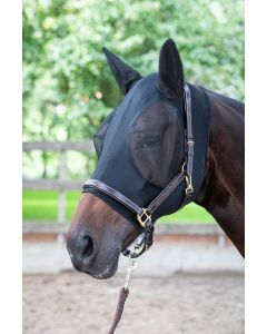 Harry's Horse Mascarilla antimoscas SkinFit con orejas