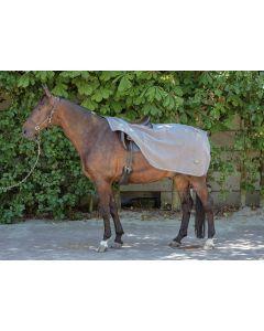 Harry's Horse Manta de ejercicio de felpa teddy