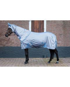Harry's Horse Doble techo de malla reflectante con cuello holgado