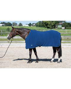 Harry's Horse Manta de paño grueso y suave