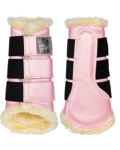 Harry's Horse Protectores de piernas Flex Trainer Pink Passion
