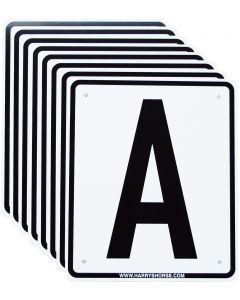 Harry's Horse Placas de horno A, F, B, M, C, H, E, K
