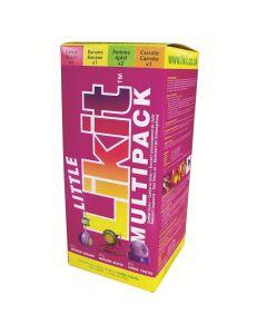 Likit Piedra para lamer Little Likit multipack 5x250gr