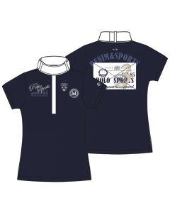 HV Polo Camiseta de competición Azafrán