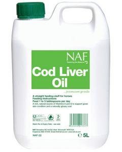 NAF Aceite de hígado de bacalao Plus