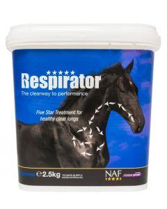NAF Polvo de respirador