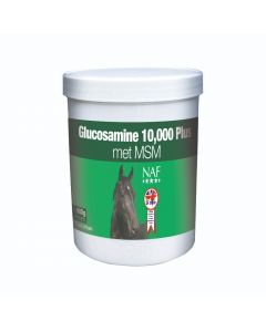 NAF Glucosamina 10,000 Plus con MSM