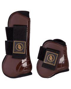 BR conjunto de botas de tendón y botas de fetlock Pro Tech