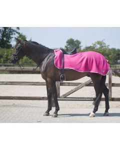 QHP la manta riñonera de la manta de lana color