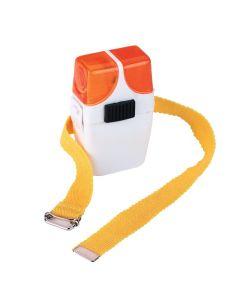 Hofman Bota de Montar de lámpara naranja / naranja