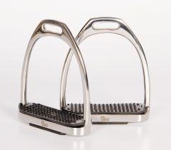 Soportes de acero inoxidable de Harry's Horse, estándar