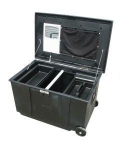 Hofman Sportote Móvil Caja de almacenamiento Prof Negro