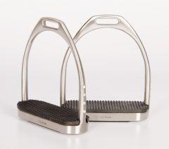 Harry's Horse Braces fillis cristal cepillado 12cm