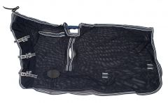 Manta antimoscas para enganches con cubrecuello de Ideal