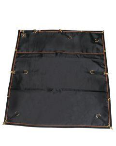 BR tela estable negro black