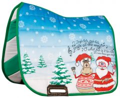 Harry's Horse Saddlepad X-mas 2 en 1