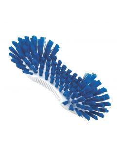 Hofman Cepillo de fregar cocina resistente azul