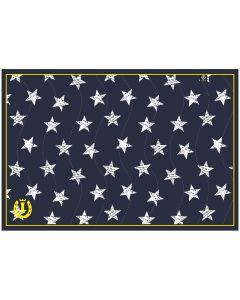 Almohadilla para vendaje Star Icon Navy Full