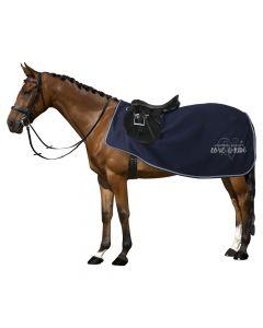 Manta de la manta riñonera Imperial Riding Fleece Goodnight
