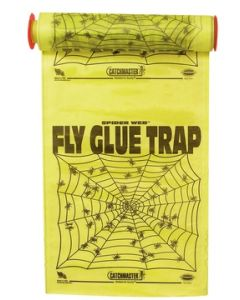 Hofman Fly Glue Trap doble cara 7 m + tratar