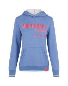 Imperial Riding Jersey con capucha Royal