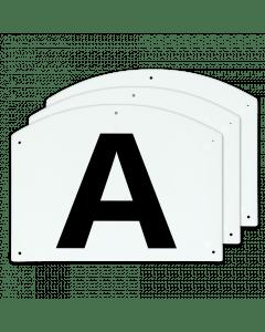 Vplast Mostrar letras de salto
