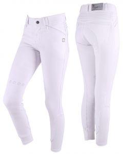 QHP Pantalón de montar Florinthe Junior leg grip