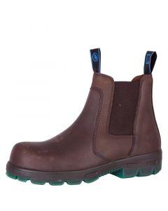 BR Zapatos de trabajo ComfortLine Burly Nubuck