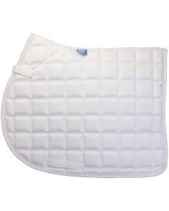 Funda de sillín IR versátil con strass White Full