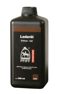 PFIFF cuero exklusiv aceite
