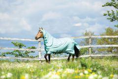 Manta con capucha antieccema Horseware Rambo Pony