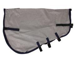 QHP Manta antimoscas con cuello suelto