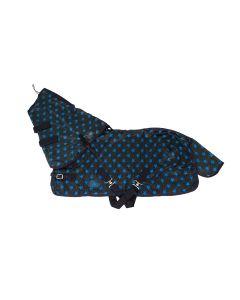 Conjunto de manta Fly Blue Nights de Harrys Horse