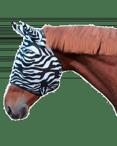 Hofman Máscara de mosca Zebra