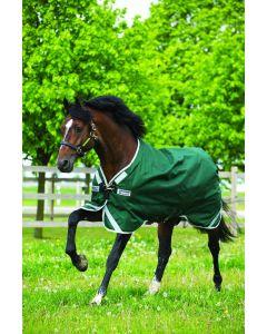 Manta para ejercicio ligera (0 g) Horseware Rambo Original con arcos en las patas