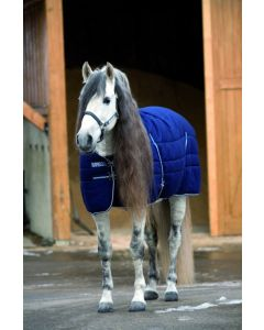 Manta para establo de peso intermedio (200 g) Horseware Rambo