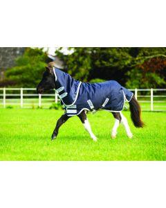Manta de peso intermedio (200 g) Horseware Amigo Hero 6 Petite Plus
