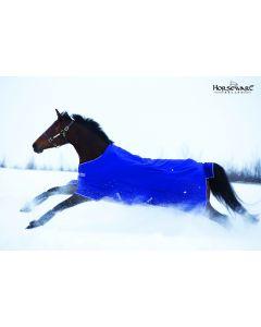 Manta para ejercicio de peso intermedio (200 g) Horseware Amigo Hero 6 Pony