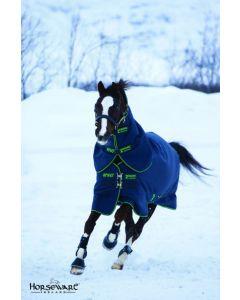 Manta de peso intermedio (250 g) Horseware Amigo Bravo 12 Plus Pony