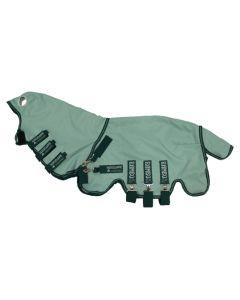Manta con capucha Horseware Rambo Petite sin relleno