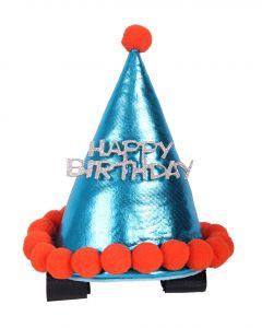 QHP Sombrero de cumpleaños caballo Cielo