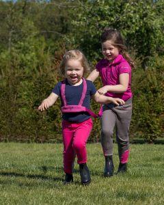 QHP Equipamiento de caballos para niños Pegasus