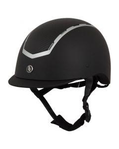 BR Casco de equitación Sigma Carbon o pintado VG1