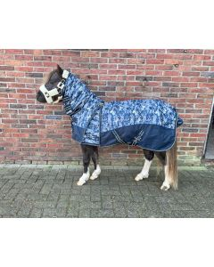 QHP Asistencia a la manta de invierno con cuello 300gr