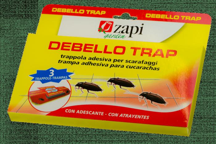 Zapi Casa y terraza de trampa de cucarachas Zapi
