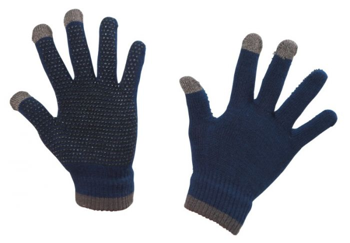 Hofman Guantes Magic Touch Blue