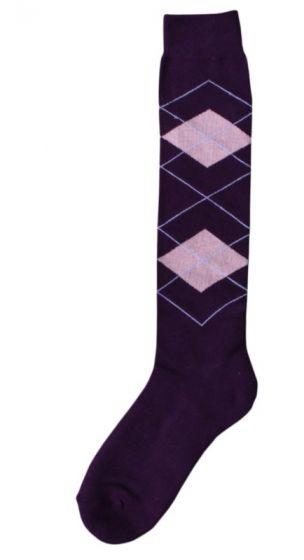 Hofman Calcetines Hasta la Rodilla RE 39/42 Purple