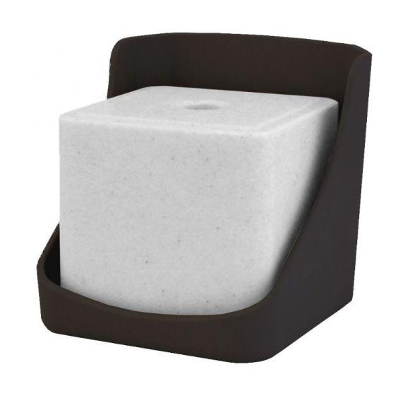 Hofman Lamer piedra titular plástico DURA por 10 kg lame
