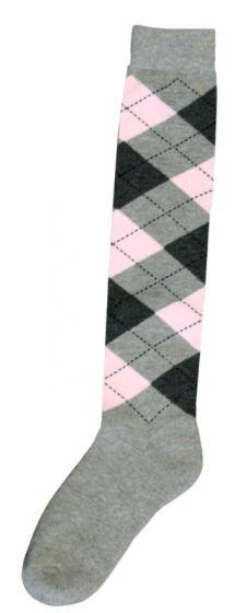 Hofman Calcetines Hasta la Rodilla RE 35/38 Grey/Black